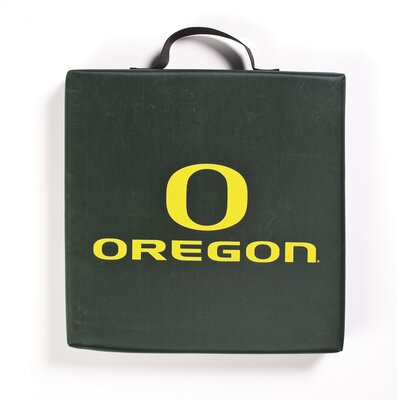 NCAA Oregon Ducks Outdoor Adirondack Chair Cushion