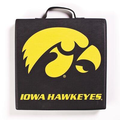 Ncaa Iowa Hawkeyes Indoor/outdoor Stadium Cushion