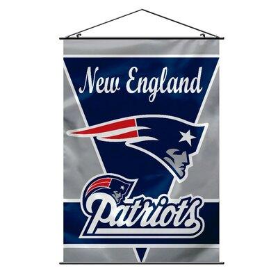 New England Patriots Wall Banner (P) 94711B
