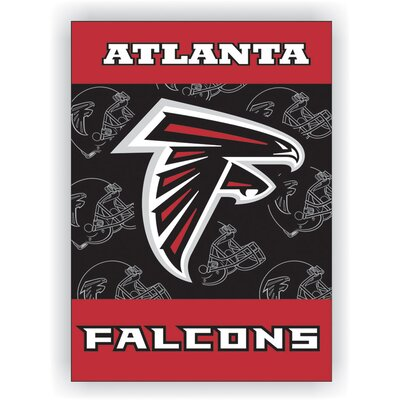 NFL 2 Sided House Banner NFL Team: Atlanta Falcons 94820B