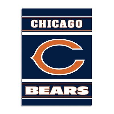NFL 2 Sided House Banner NFL Team: Chicago Bears 94801B