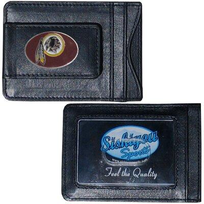 Siskiyou Products NFL Money Clip and Cardholder - Team: Washington Redskins at Sears.com