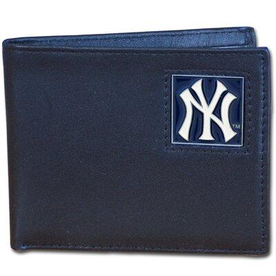 Siskiyou Products MLB Bi-Fold Wallet - Team: New York Yankees at Sears.com