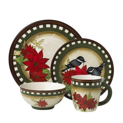 Woodland Dinnerware Collection-woodland 9.75 Vegetable Bowl