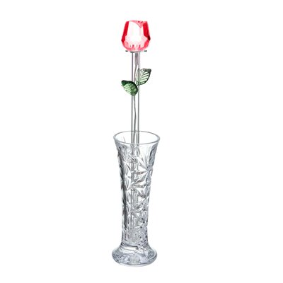LED Glass Rose 5130778