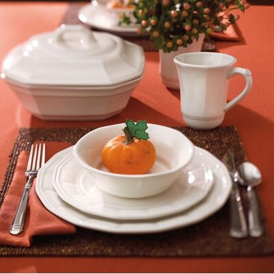 Providence Dinnerware Collection-providence 3 Section Dish