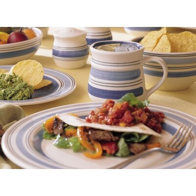 Rio Dinnerware Collection-rio Covered Butter Dish