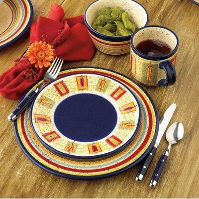 Pfaltzgraff-sedona 9.25 Salad Plate (set Of 4)