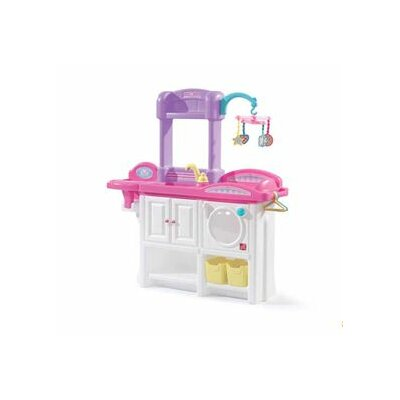 6 Piece Love and Care Deluxe Nursery Kitchen Set 847100