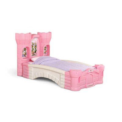 Childrens Furniture Princess Palace Twin Platform Bed