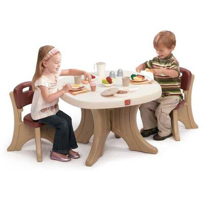 Step2 New Traditions Kids' 3 Piece Table and Chair Set at Sears.com