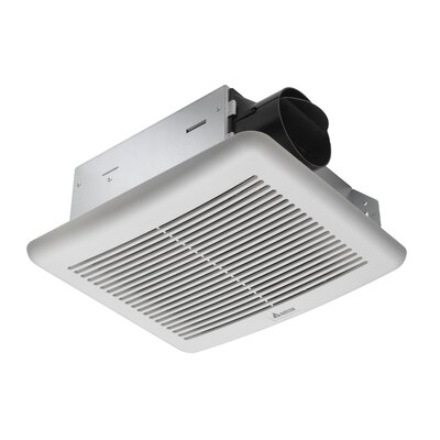 BreezSlim 50 CFM Energy Star Exhaust Bathroom Fan