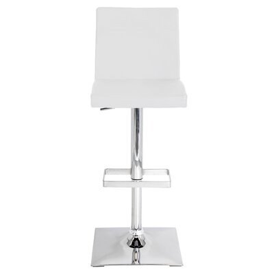 """Lumisource Captain 24"""" Bar Stool - Upholstery: White at Sears.com"""