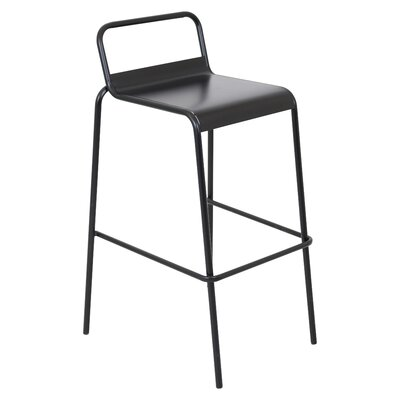 Victor 29.5 Bar Stool Finish: Matte Black