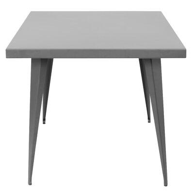 Kia Dining Table Finish: Grey