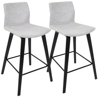 Colby 25 Bar Stool Finish: Espresso