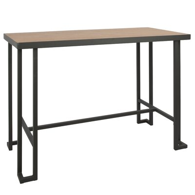 Helmville Industrial Counter Height Dining Set