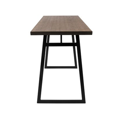 Platane Industrial Counter Height Dining Table