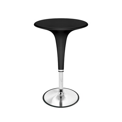 In store financing Gelato Bar Table Color: Black...