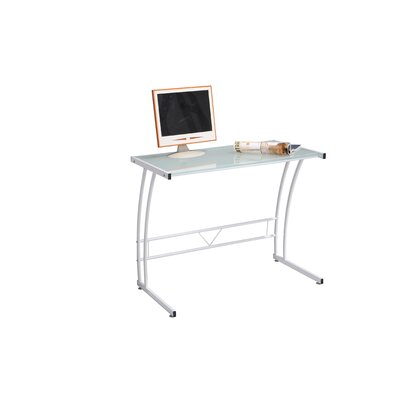 Lumisource Single Bit Computer / Office Desk - Finish: White at Sears.com