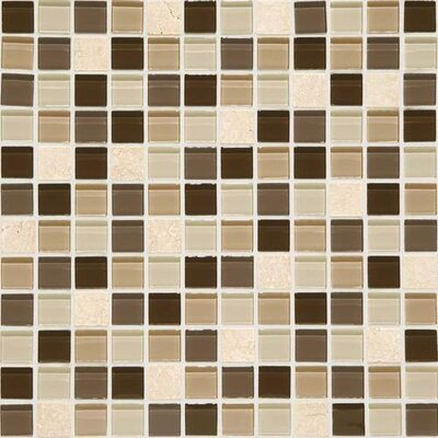 Mosaic Traditions 12 x 12.88 Field Tile in Zen Escape