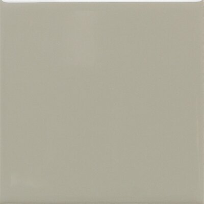 Keystones 2 x 2 Porcelain Mosaic Tile in Architectural Gray