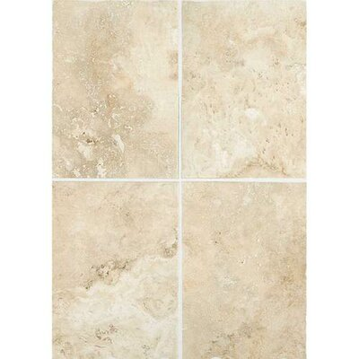 Esta Villa 14 x 10 Glazed Porcelain Field Tile in Costa Mesa Beige