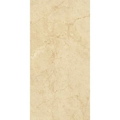 Florentine 10 x 14 Glazed Porcelain Field Tile in Marfil