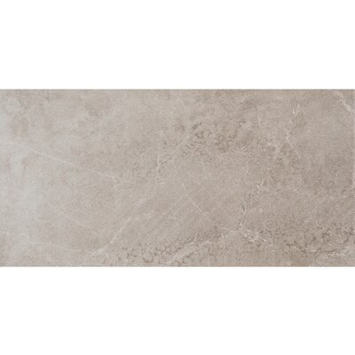 Rowe 48 x 4 Porcelain Field Tile in Haze