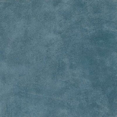 Veranda Solids 6.5 x 6.5 Porcelain Field Tile in Ocean