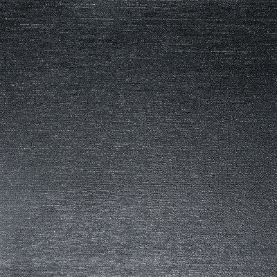 PZazz 3 x 12 Porcelain Fabric Look/Field Tile in Black Drama