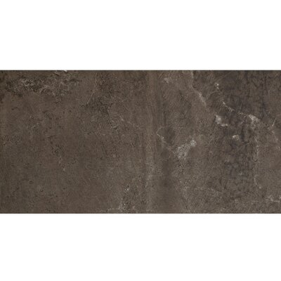 Rowe 4 x 48 Porcelain Field Tile in Midnight