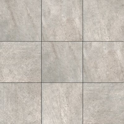 Avondale 18 x 18 Porcelain Field Tile in Castle Rock