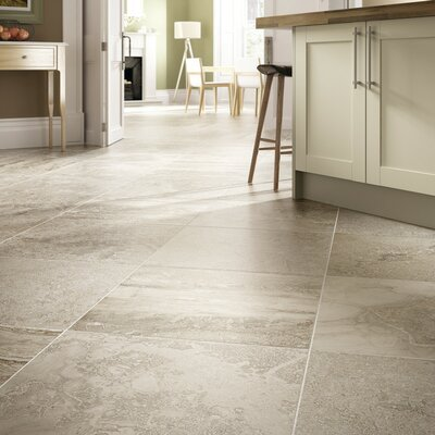 Newry 12 x 18 Field Tile in Ivory