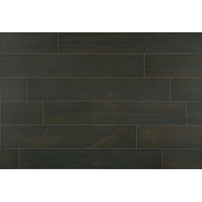 Forest Park 6 x 36 Field Tile in Blackwood
