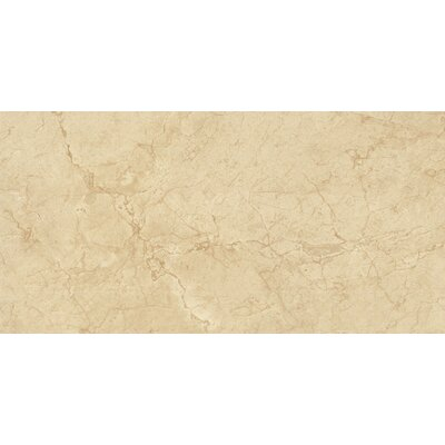 Florentine 12 x 24 Glazed Porcelain Field Tile in Marfil
