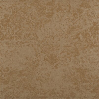 Danzare 18 x 18 Ceramic Field Tile in Brown