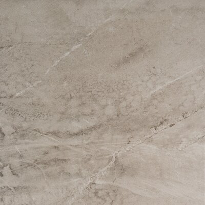 Imagica 24 x 24 Porcelain Field Tile in Haze