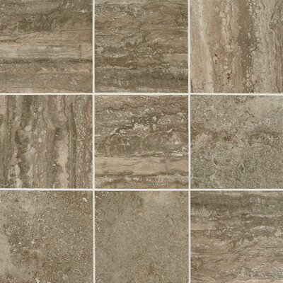 Exquisite 12 x 18 Field Tile in Mink