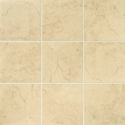 Florentine 12 x 24 Porcelain Field Tile in Marfil