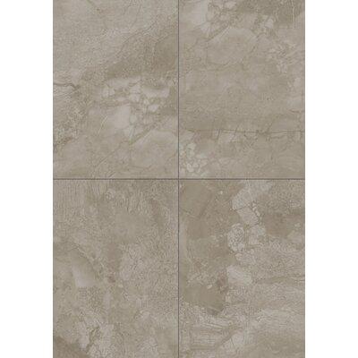 Marble Falls 10 x 14 Ceramic Field Tile in Gray Pearl