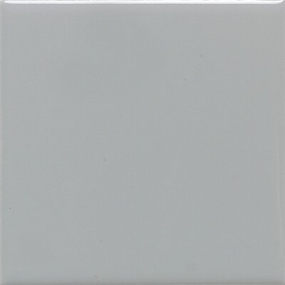 Modern Dimensions 8.5 x 4.25 Bullnose Tile Trim in Matte Desert Gray (Set of 3)