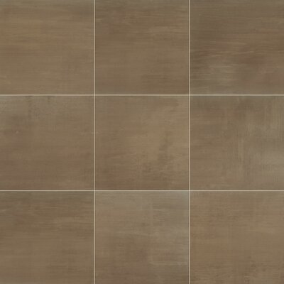 Clearview 12 x 12 Field Tile in Brown