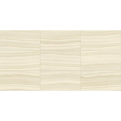 Santino 12 x 24 Porcelain Wood Look/Field Tile in Chiaro