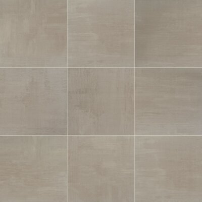 Clearview 18 x 18 Field Tile in Brown