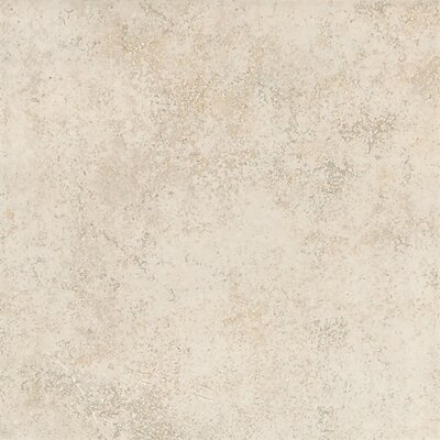 Brixton 12 x 12 Ceramic Field Tile in Bone