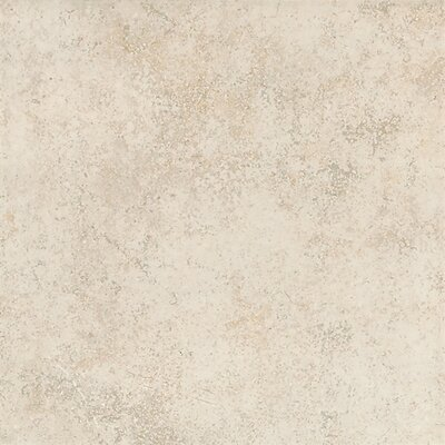 Brixton 6 x 6 Ceramic Field Tile in Bone