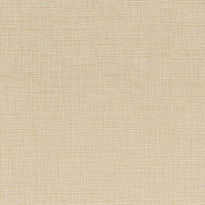 Kimona Silk 12 x 12 Porcelain Fabric Look/Field Tile in Rice Paper