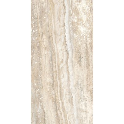 San Michele Vein-Cut 12 x 24 Field Tile in Crema
