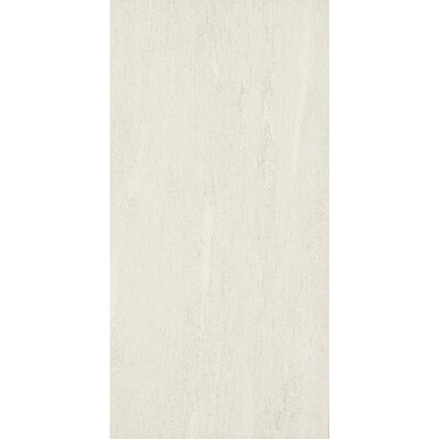 Embassy 12 x 24 Porcelain Wood Look/Field Tile in Wonderlust White